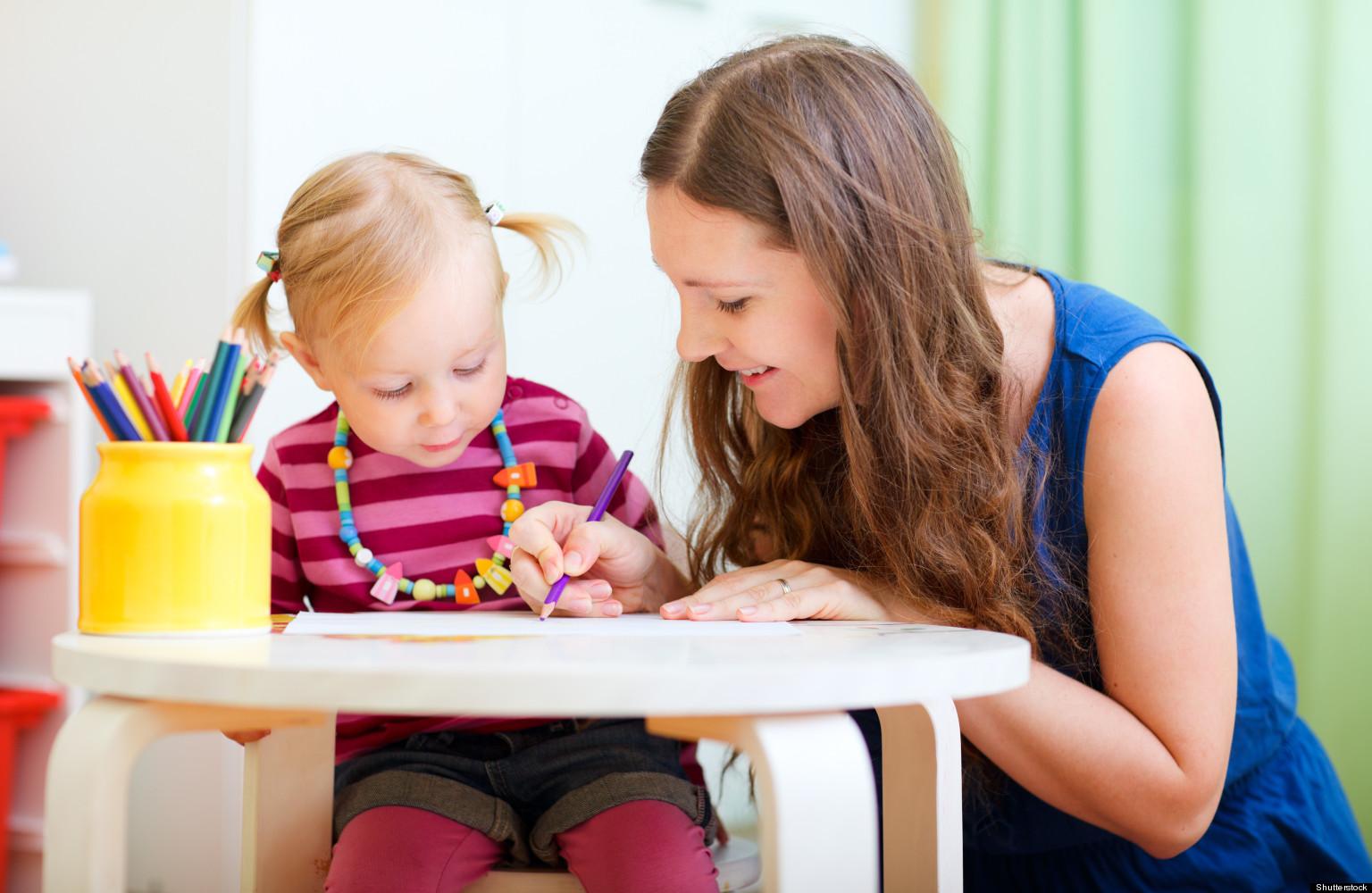 Rajzoljunk együtt - kreatív foglalkozás a Züm-Züm Bölcsi családi napköziben