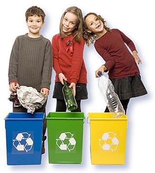 Óvd a környezetedet! Szelektív hulladékgyűjtés - Züm-Züm Bölcsi