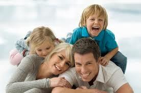 Boldog családi kép