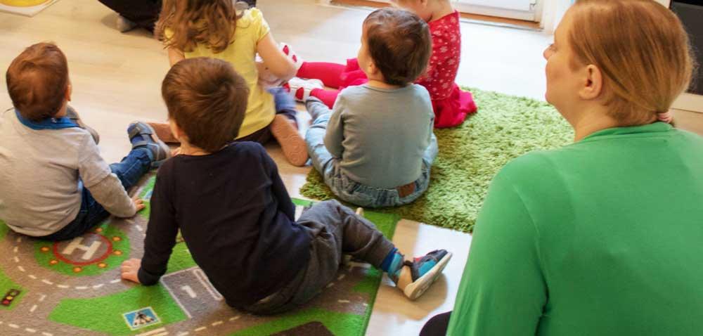 Aktív figyelem a családi bölcsiben
