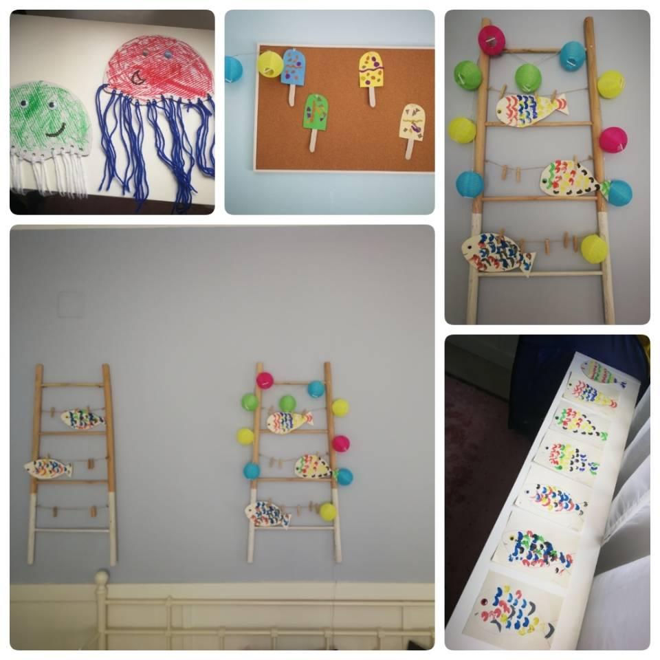 Kreatív foglalkozások a családi bölcsiben