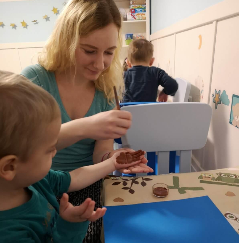Interaktív foglalkozás a Züm-Züm Bölcsi Bornemissza utcai családi bölcsődében